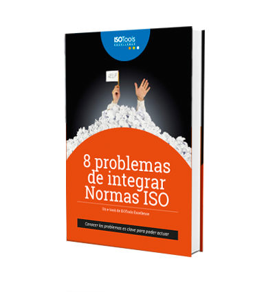 8 problemas de integrar normas ISO  en empresas